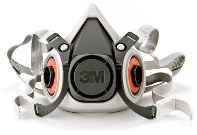 Respirador Reutilizável Semifacial 6200