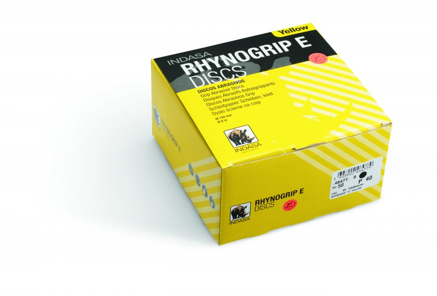 Rhynogrip E Yellow Line