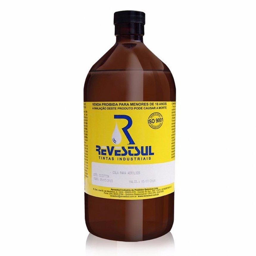 Verniz REV-COAT Dry Brilhante